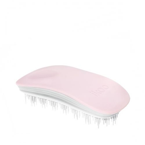 Четка за разресване Ikoo Brush Paradise Collection White - Cotton Candy