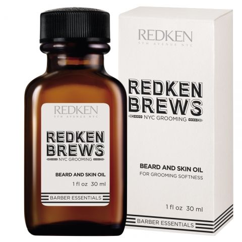 Олио за брада 30 мл Redken Brews Mens Beard and Skin Oil