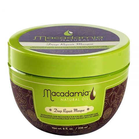 Маска с макадамия и арган Macadamia Deep Repair 236 мл
