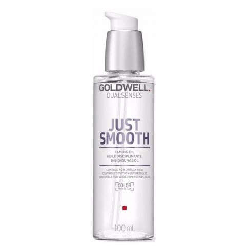 Олио за непокорна коса Goldwell Just Smooth Taming Oil 100 мл
