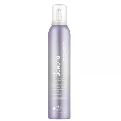 Виолетова пяна за руса коса Joico Blonde Life Brilliant Tone Violet Smoothing Foam 200 мл