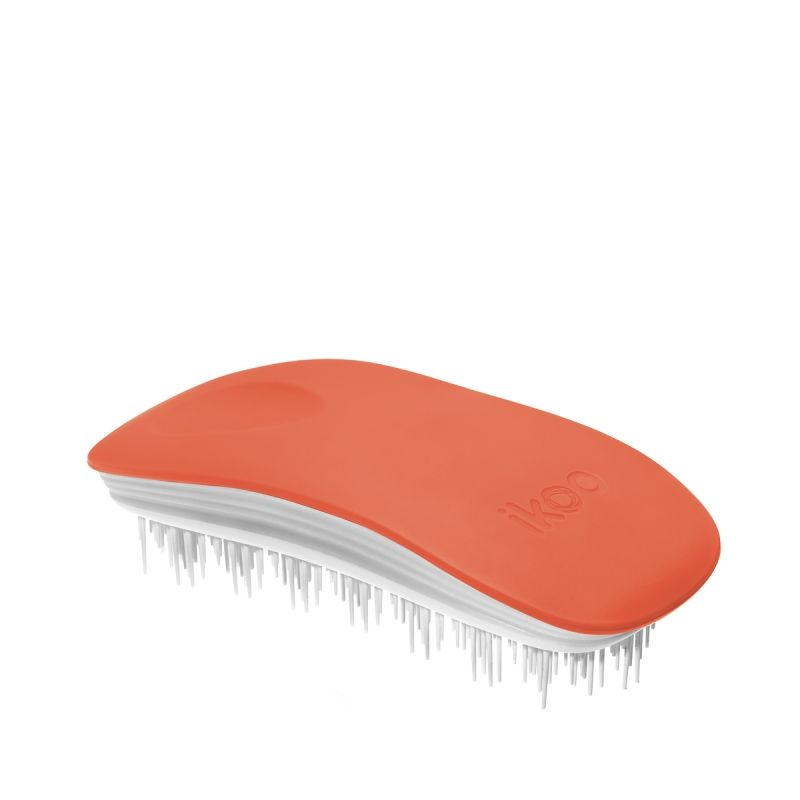 Четка за разресване Ikoo Brush Paradise Collection White - Orange Blossom