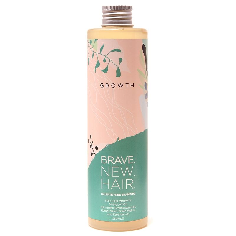 Шампоан за стимулиране на растежа и против косопад 250 мл Brave New Hair Growth