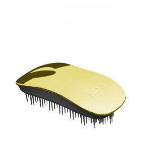 Четка за разресване Ikoo Brush Metallic Collection Black - Soleil Metallic