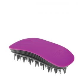 Четка за разресване Ikoo Brush Paradise Collection Black - Sugar Plum