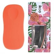Четка за разресване Ikoo Brush Paradise Collection Black - Orange Blossom